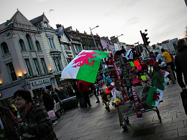 Queen Street - Cardiff
