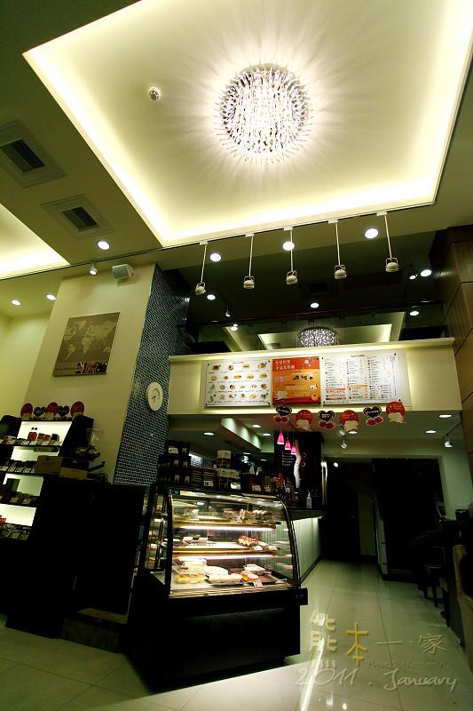 三峽北大學成路下午茶簡餐 怡客咖啡~近北大家樂福
