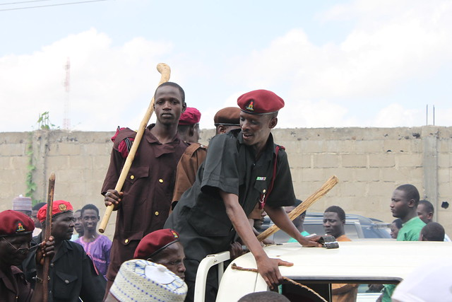 Photos from Karamar Sallah, Eid el-Fitr 2010, Kano, Nigeria: Hauwan Nasarawa (6/6)