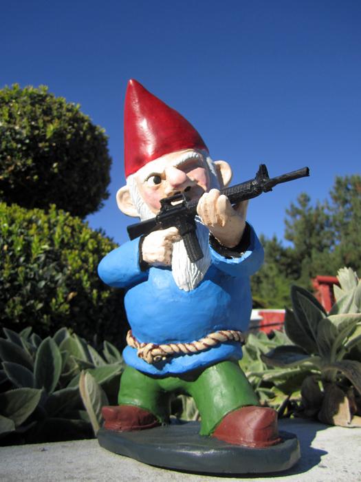 Combat Garden Gnomes Part 68