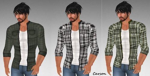 MHOH4 # 38 - Alexohol Fashions Cowboy Koolaid Shirts (2)