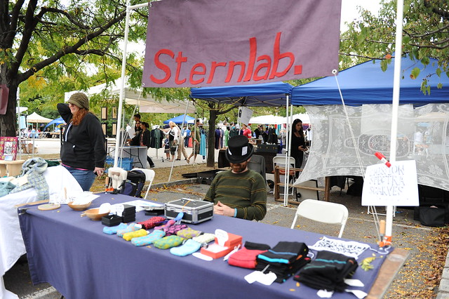 Sternlab Booth