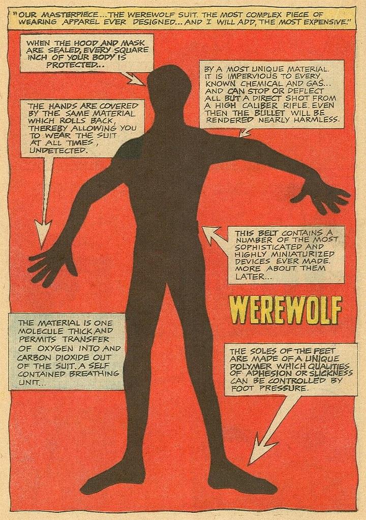 Werewolf Costume