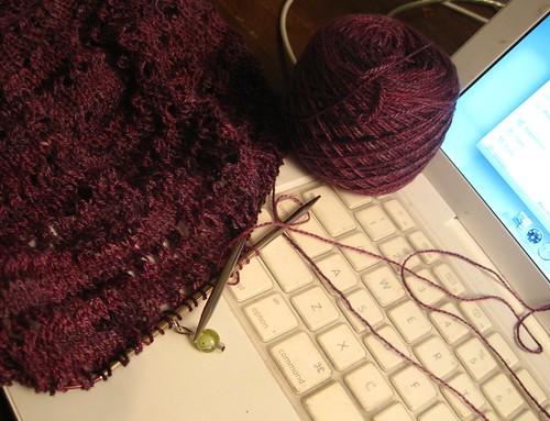 Oct4-KnittingBlogging