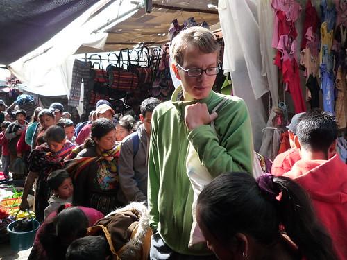 Friedrich im Land der Zwerge, Markt Chichi