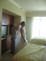 K getting ready