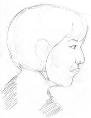 Buscema tutorial portrait # 9 for 2010-10-16