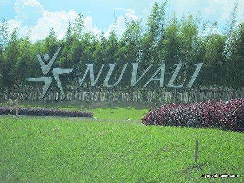 Nuvali roads