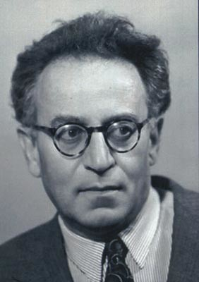 Retrato de Vasili Grossman