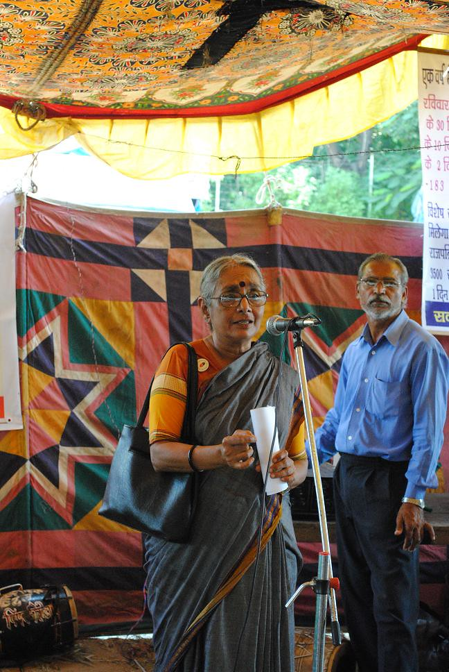 Pics from the satyagraha - 2 Oct 2010 - 45
