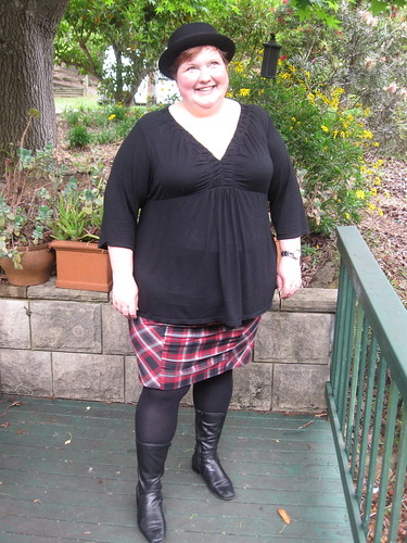 OOTD - New skirt