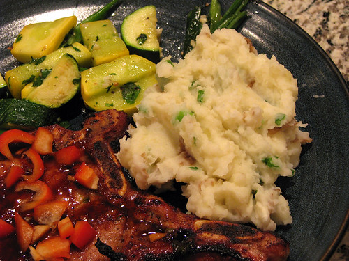Garlic Mashed Taters
