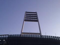 Flutlicht Werder Bremen