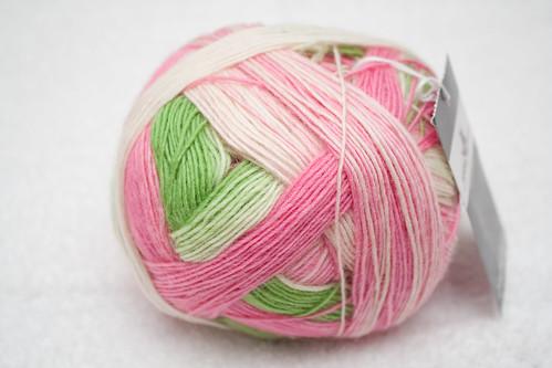 Zauberball - Pink/Green/White