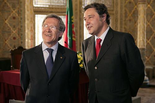 28 de Julho de 2010 - Apresentação de João Ermida como Mandatário Nacional de Fernando Nobre.