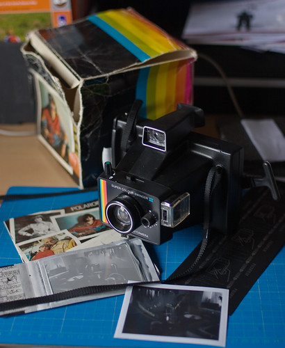 Polaroid Super Colour Swinger III