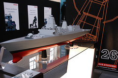 Proposed design for Type 26 Frigate  - BAe Sys...