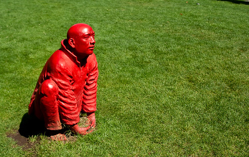 Scenes from the Vancouver Sculpture Biennale