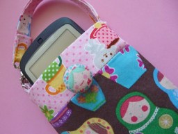 Kawaii cell phone pouch tutorial