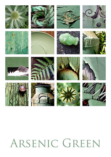 Arsenic Green