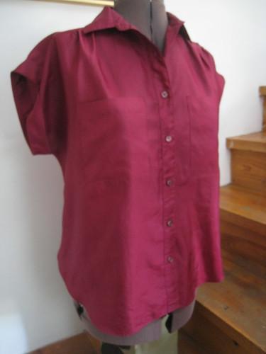 blouse-magenta