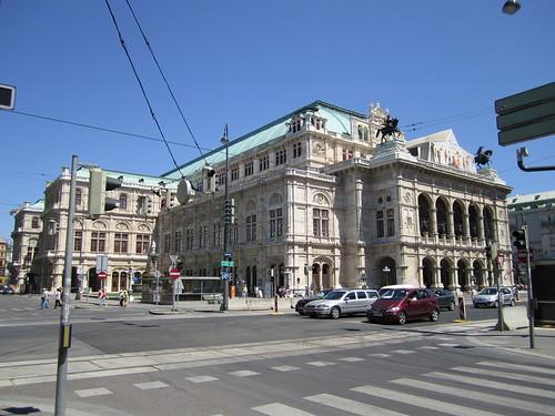 Opera Exterior