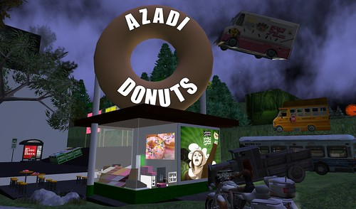 Azadi Donuts