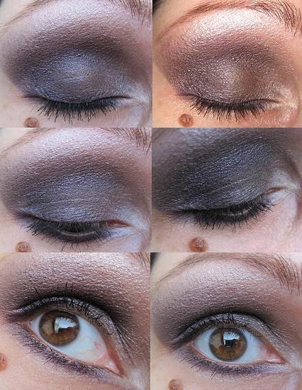 MUA Eye Dust Shade 6-4