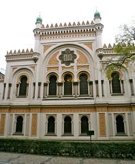 Prague - Spanish Synagogue