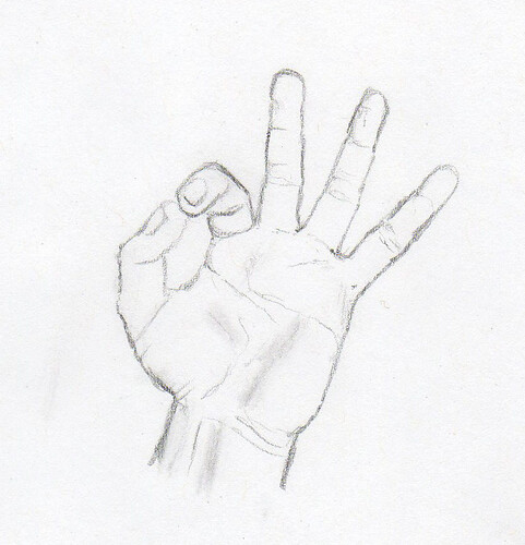 Okay Grip Sign OK Hand