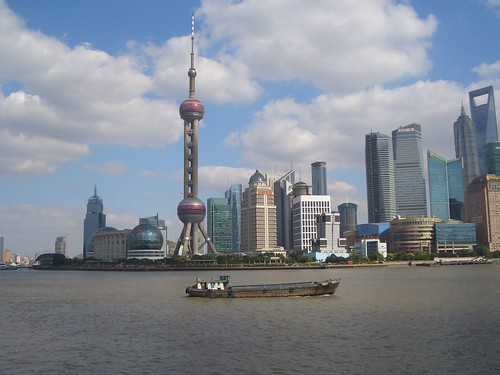 Pudong, from The Bund