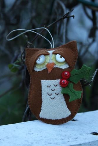 Pookie's owl