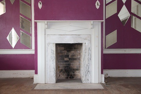 wc fields fireplace