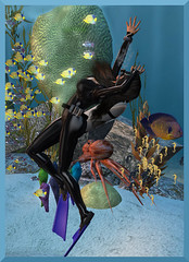 Dive, Girl!: Beauty in the Deep