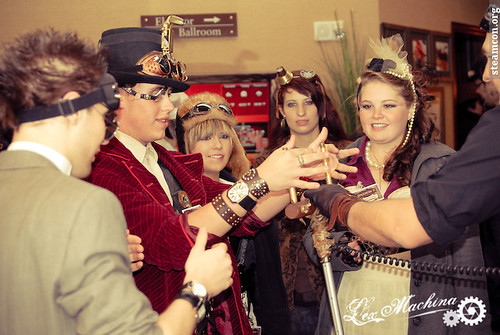 Steamcon II