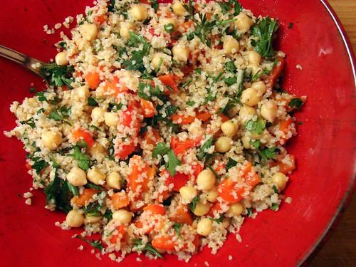 Herbed Tabbouleh Salad