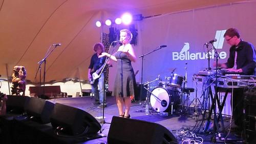 Belleruche at Secret Garden Party