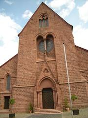St-Johann-Kirche in Amöneburg 1
