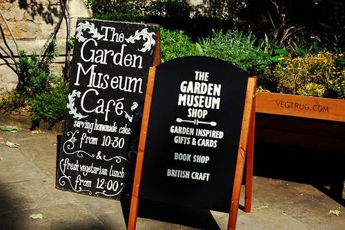 Garden Museum Cafe