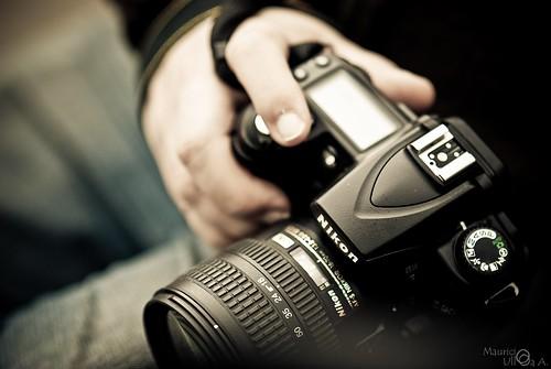 D90 + 18-70mm.