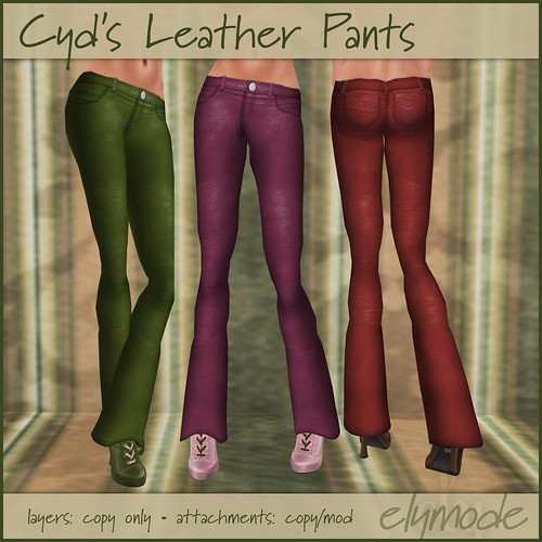elymode Cyd's Pants