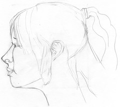Buscema tutorial portrait # 5 for 2010-10-15