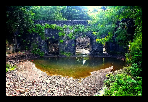 Old Spanish Bridge, Ivana, Batan Island, Batanes