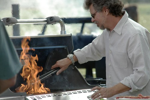 Steve Raichlen, author of Planet Barbecue!, BBQ USA, and The Barbecue Bible.