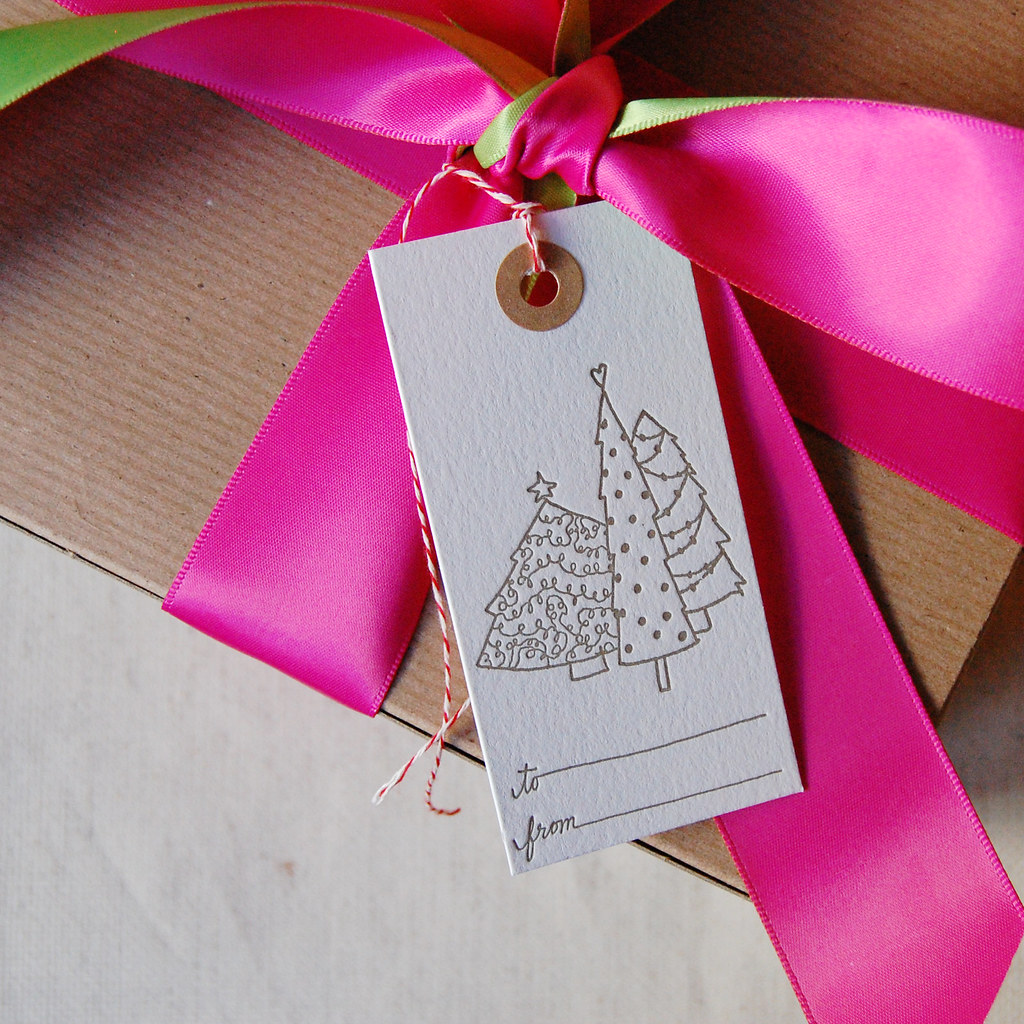 Christmas Tag | On Gift