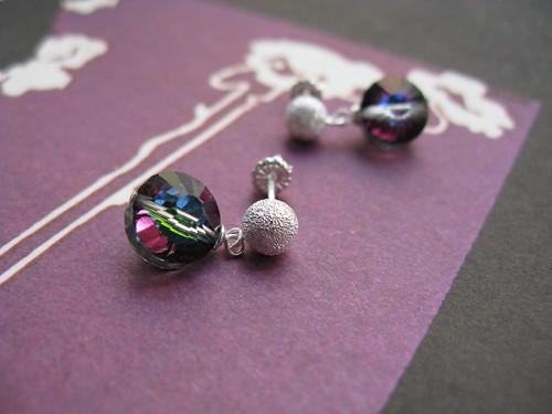 Belle of the Ball earrings