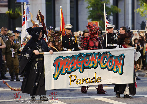 Dragon*Con Parade 2010