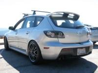 Yakima Roof Rack on Mazdaspeed 3 (pics