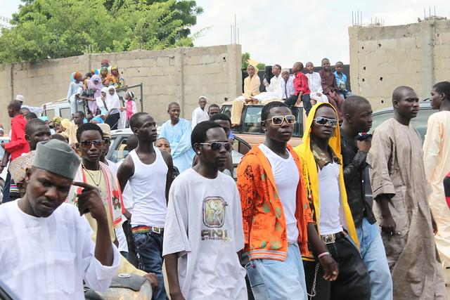 Photos from Karamar Sallah, Eid el-Fitr 2010, Kano, Nigeria: Hauwan Nasarawa (4/6)
