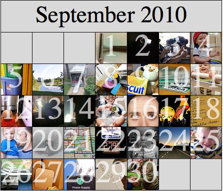 September 2010 Photo of the Day